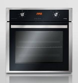 German Pool EVA-166 66-Litre Built-in Oven (Made in Europe)