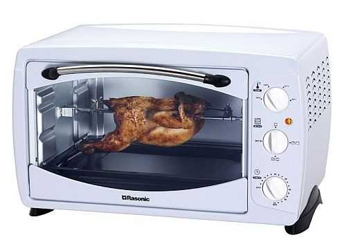 Rasonic REN-D23/W 23-Litre Electric Oven