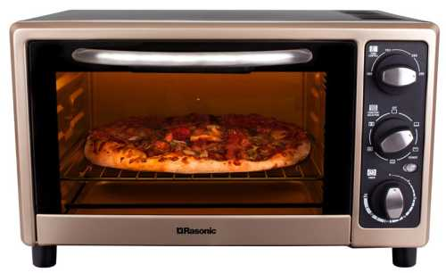 Rasonic REN-GLM25 25-Litre Electric Oven