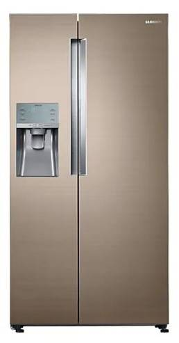 Samsung RS58K66677P/SH 574L Side-by-Side Refrigerator with Water Dispenser