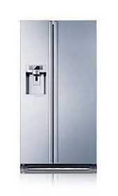 Samsung RS61681GDSR/SH 620L Side-by-Side Refrigerator