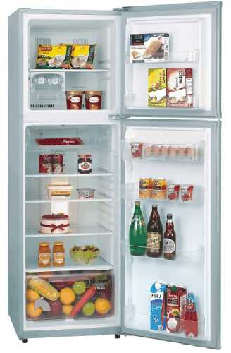 Whirlpool WF258 256-Litre 2-Door Refrigerator (Right Hinge Door)