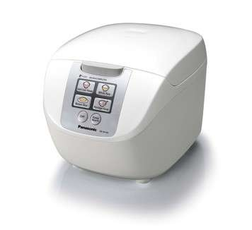 Panasonic SR-DF101 1.0-Litre Fuzzy Logic Warm Jar