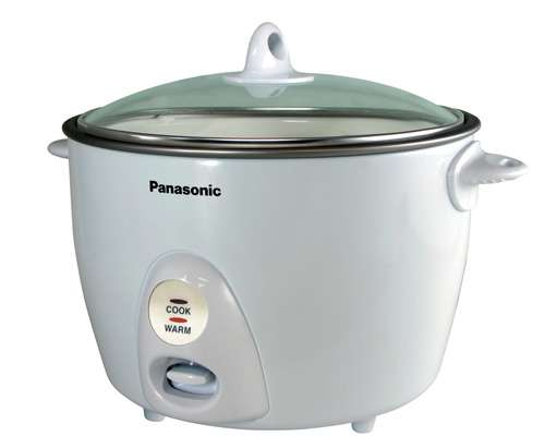 Panasonic SR-G18SG 1.8-Litre Rice Cooker
