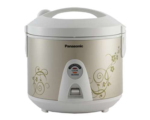 Panasonic SR-TEM10 1.0-Litre Warm Jar Rice Cooker