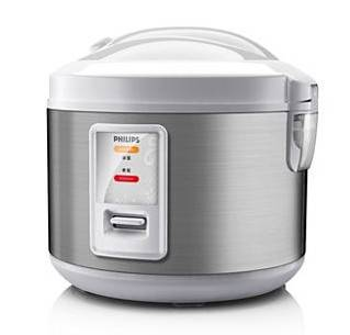 Philips HD3013/52 1.0-Litre Rice Cooker