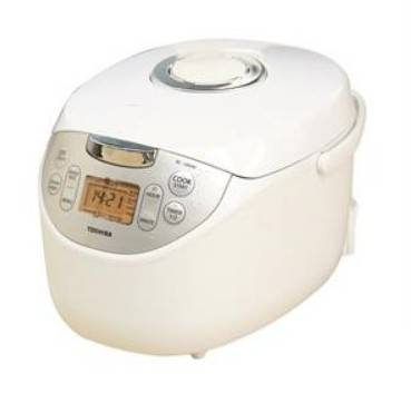 Toshiba RC-10NAF-IH(W) 1-Litre Multi-functional Rice Cooker