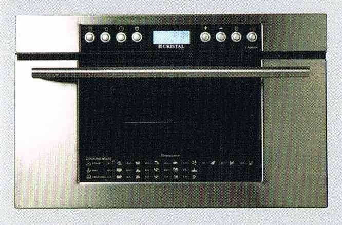 Cristal C-S26GXH 26-Litre Built-in Steam Oven with Grill