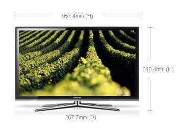 Samsung UA40C7000WM 40-inch 3D LED TV