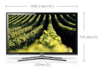 Samsung UA46C7000WM 46-inch 3D LED TV