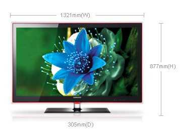 Samsung UA55B7000WM 55-inch LED TV