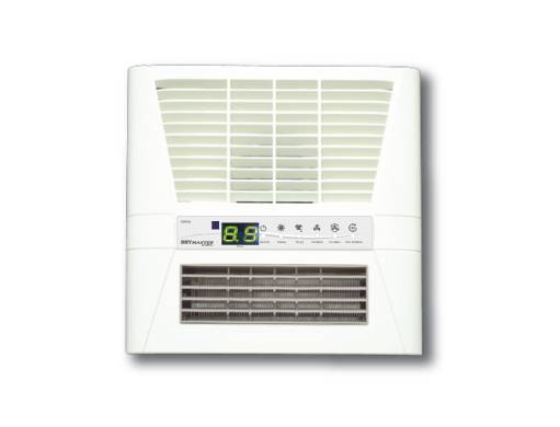 DryMaster DM138 Window-mount Thermo Ventilator (Remote Control)