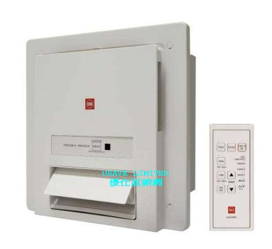 KDK 30BWAH Window Thermo Ventilator (PTC Remote)