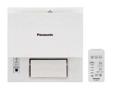 Panasonic FV-23BW1H Window Thermo Ventilator (PTC Remote)