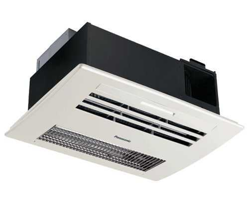 Panasonic FV-40BF2HW Thermo Ventilator (Halogen)