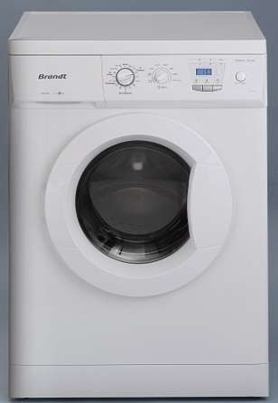 Brandt WFD711A 6kg(Wash)/4kg(Dry) Front-Loading Washer-Dryer