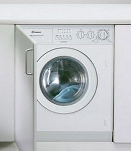 Candy 6kg CDB134 Built-in Front Loading Washer-Dryer