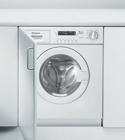 Candy CDB485DN/1-S 8kg 1400rpm Built-in Front Load Washer-Dryer