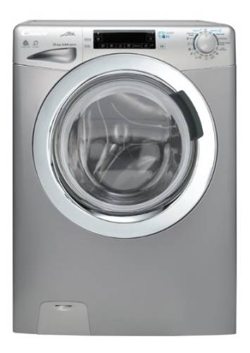 Candy GVFW4128LWHCS-S 12kg(wash)/8kg(dry) 1400rpm Front-Loading Washer-Dryer