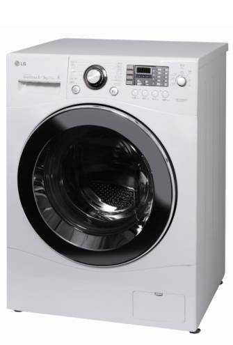 LG WF-C1206PW 6kg 1200rpm Front Loading Washer-Dryer