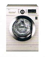 LG WF-CN1408MW 8kg 1400rpm Front Loading Washer-Dryer