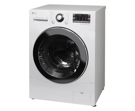LG WF-CT1206PW 6kg 1200rpm Front Loading Washer-Dryer