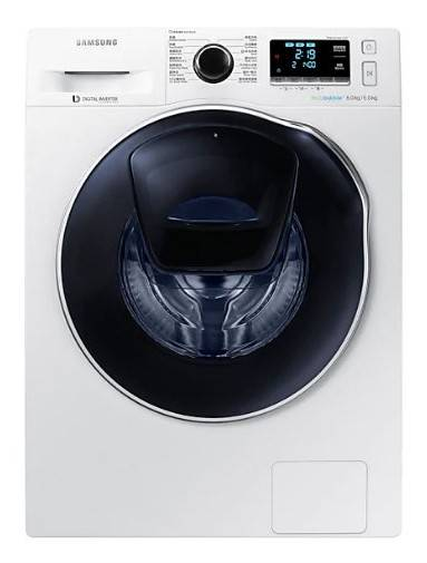 Samsung WD80K6410OW/SH 8kg 1400rpm Front Loading Washer Dryer