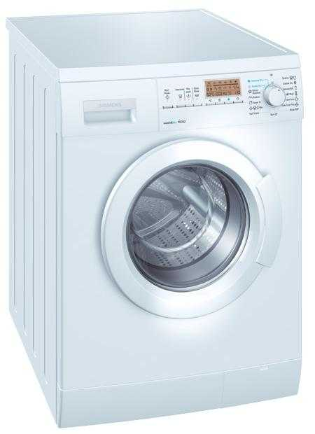 Siemens 5.2kg WD10D520HK Front Loading Washer-Dryer