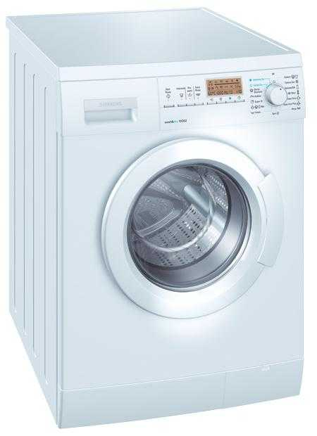 Siemens 5.2kg WD10D520HK/BU Front Loading Washer Dryer
