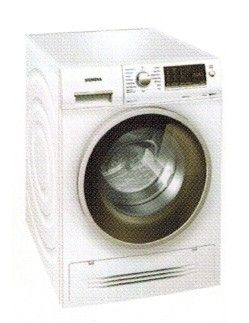Siemens WD14H421GB 7kg 1400rpm Front Load Condense Washer-Dryer