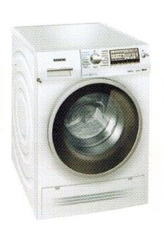 Siemens WD15H542EU 7kg 1500rpm Front Load Condense Washer-Dryer