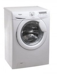Whirlpool AWF6412XS 6kg 1200rpm Slim Front-Loading Washer-Dryer