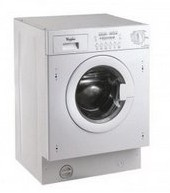 Whirlpool AWI64120 6kg 1200rpm Built-in Front-Load Washer-Dryer