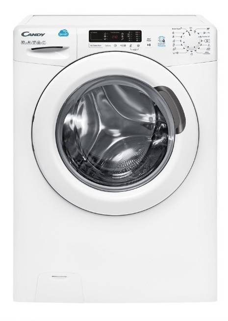 Candy CS14102D3-S 10kg 1400rpm Front-Loading Washer