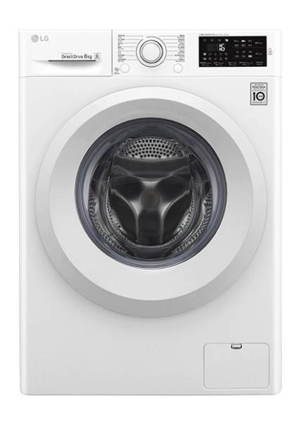 LG WF-1206C5W 6kg 1200rpm Front Loading Washer
