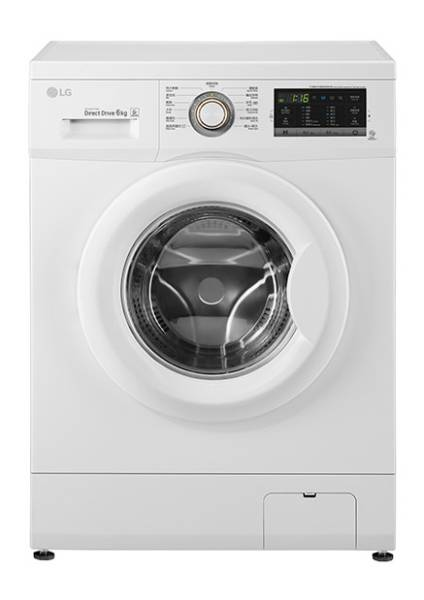 LG WF-T1206MW 6kg 1200rpm Front Loading Washer