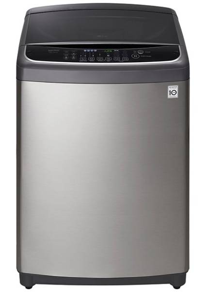 LG WT-HDS10SV 10kg Japanese Steam Top Load Washer -High drainage