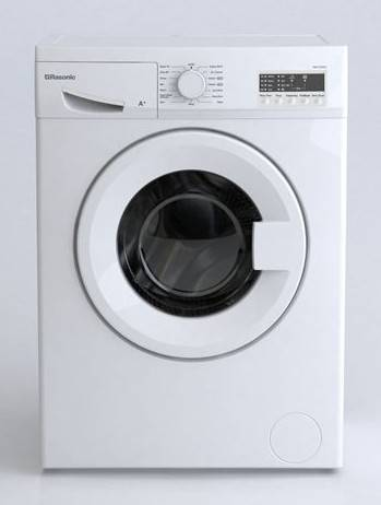 Rasonic RW-508V2 5kg 800rpm Slim Front-Loading Washer