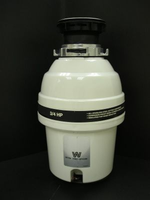 White-Westinghouse WDF75VR 3/4HP Waste Disposer