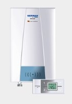 German Pool CFX21 18/21kW Instant Water Heater (Tri-Phase Power Supply)