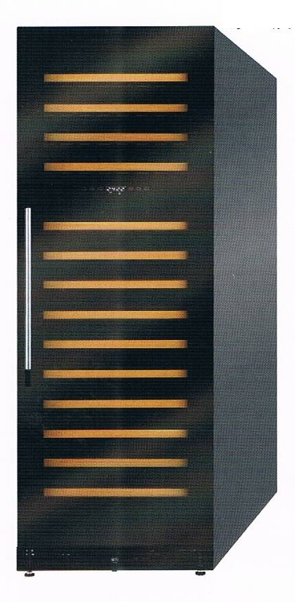 CRISTAL CWB-125D 125-Bottle Dual-Zone Wine Cellar