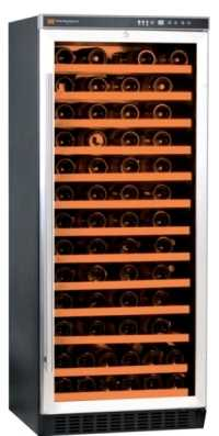 White-Westinghouse WC100EX 100-Bottle Wine Cellar