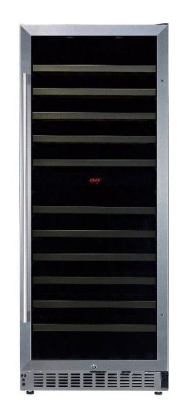 White-Westinghouse WC100IX 100-Bottle Single Zone Wine Cooler
