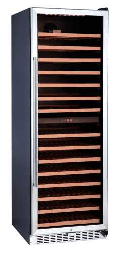 White-Westinghouse WC155DEX 155-Bottle Dual Zone Wine Cellar