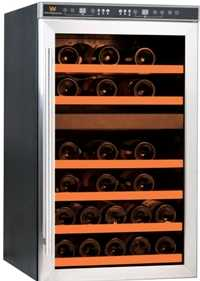 White-Westinghouse WC34DEX 34-Bottle Dual Zone Wine Cellar
