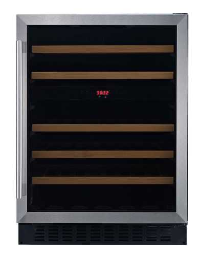 White-Westinghouse WC54DIX 46-Bottle Dual Zone Wine Cellar