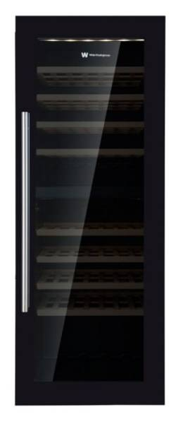 White-Westinghouse WC77DT 77-Bottle Dual Zone Wine Cellar