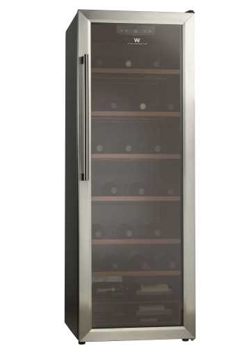 White-Westinghouse WC80EX 61-Bottle Wine Cellar